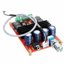 TPA3116 2*100W D2 Dual Channel Digital Audio Amplifier Board 12V-24V For Arduino