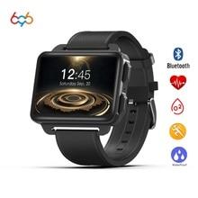 696 DM99 3g сеть Смарт-часы Android 5,1 OS 1 Гб ram 16 Гб rom 2,2 дюймовый ips экран Встроенный gps wifi BT4.0