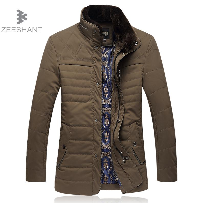 цены ZEESHANT Long Winter Jacket Men Brand Clothing Male Cotton Spring Winter Coat New Top Quality Black Down Parkas Men 4XL