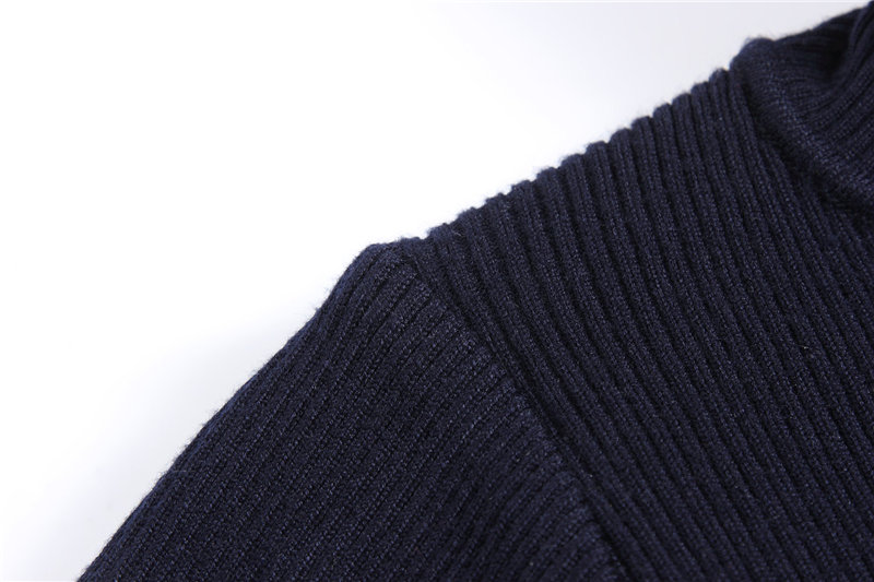 COODRONY Winter Thick Warm Cashmere Sweater Men Turtleneck Mens Sweaters Slim Fit Pullover Men Classic Wool Knitwear Pull Homme 17