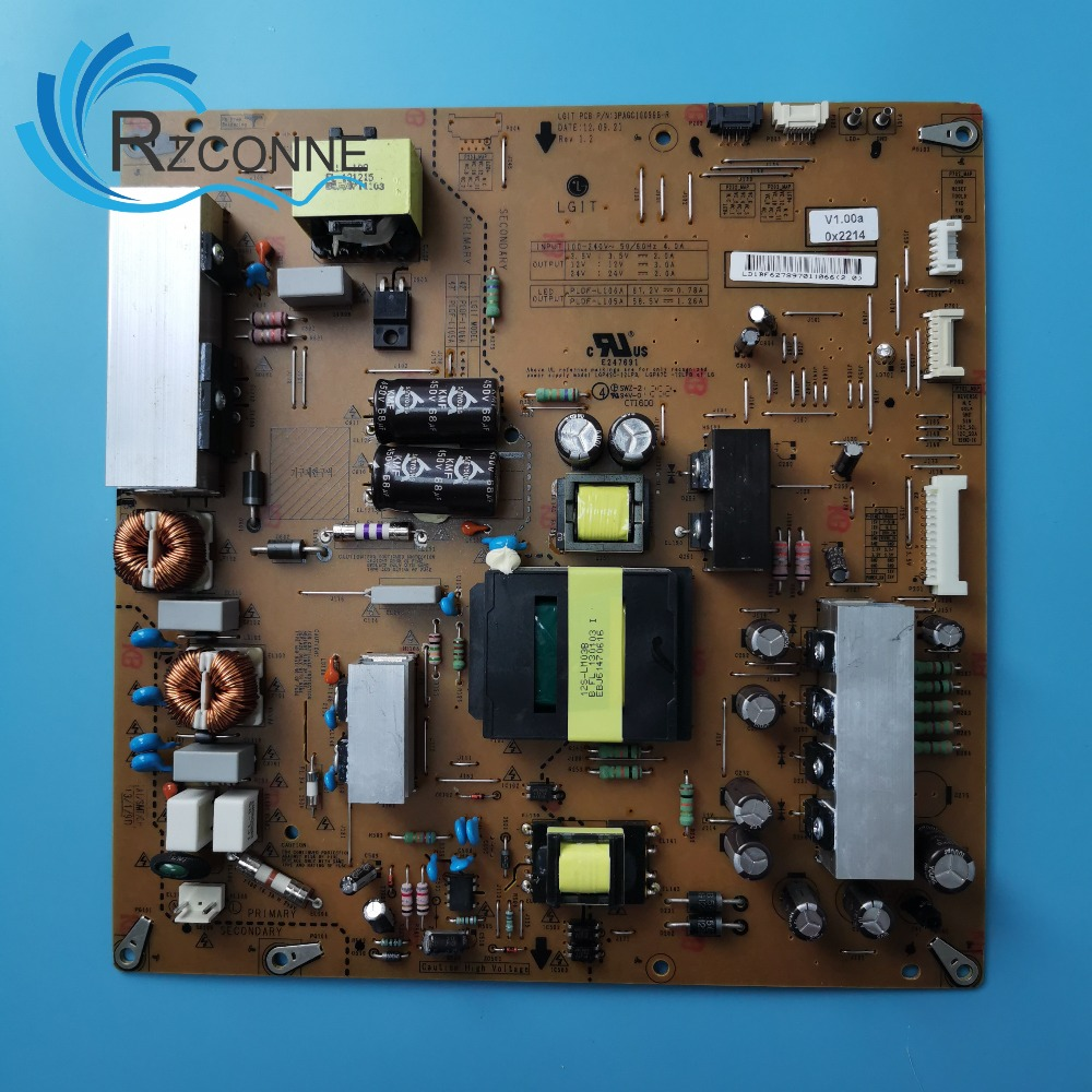Power Board Card Supply For LG 47'' TV 3PAGC10096B-R PLDF-L105A 47LT360C-CA