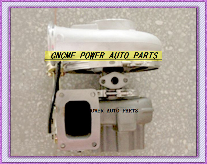 TURBO HX60W 3598764 4038500 4041154 3598762 4047148 pour moteur industriel Cummins ISX T3 2002-L PHASE déchets grille QSX QSX15