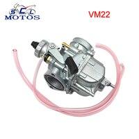 Sclmotos VM22 PZ26 26mm Mikuni Motorcycle Carburetor Carb For Lifan YX Zongshen Engine Pit Dirt Bike ATV 110cc 125cc 140cc