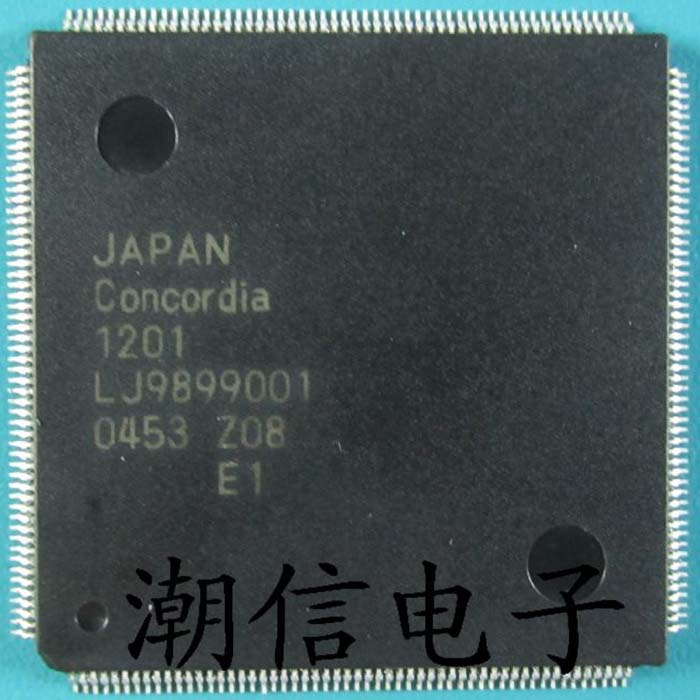 Free shipping new100% LJ9899001 QFP-208 free shipping 5pcs rtl8111dl qfp in stock