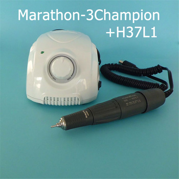 Original Dental Lab Marathon-3Champion Micromotor 35K RPM Handpiece Lab Equipment Seayang Marathan H37L1/H35SP1/M33ES