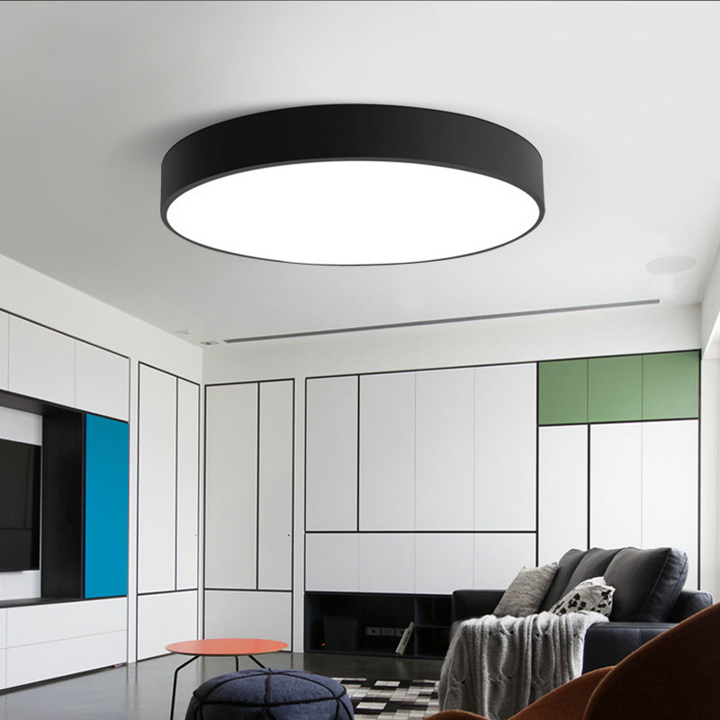 Modern Led Ceiling Lights For Living Room Bedroom Plafon