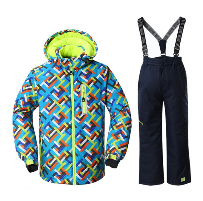 _3_conew1  2018 Youngsters lady boy sports activities outside ski Snow fits for 5-16y boy tracksuit model waterproof overalls trousers winter clothes HTB1cDxRD41YBuNjy1zcq6zNcXXaz