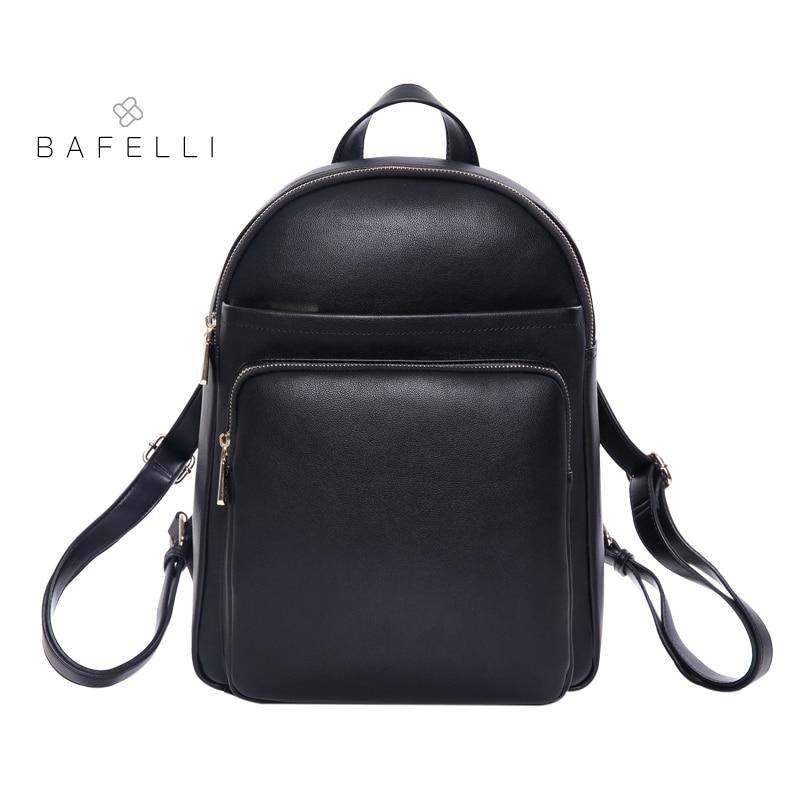 BAFELLI fashion women backpack travel bag for teenages girls vintage backpacks deep blue black women bag whisky premium deep blue 90 мл parfums evaflor whisky premium deep blue 90 мл