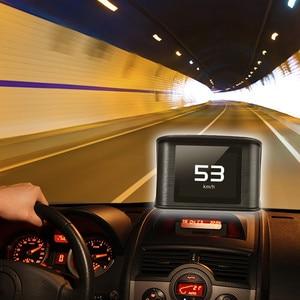 Image 5 - Geyiren P10 自動車ボードコンピュータ車デジタルobd駆動コンピュータディスプレイスピードメーター水温ゲージ 2018