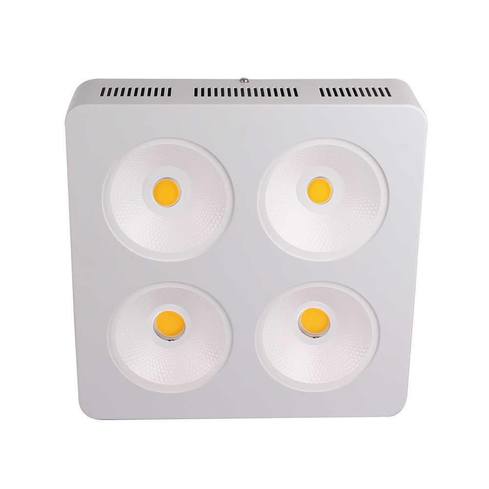 Оригинальный Cob Cree CXB3590 800 Вт светодио дный светодиодные лампы для роста растений панель с Дейзи цепи комнатных растений посева рост цветения освещение