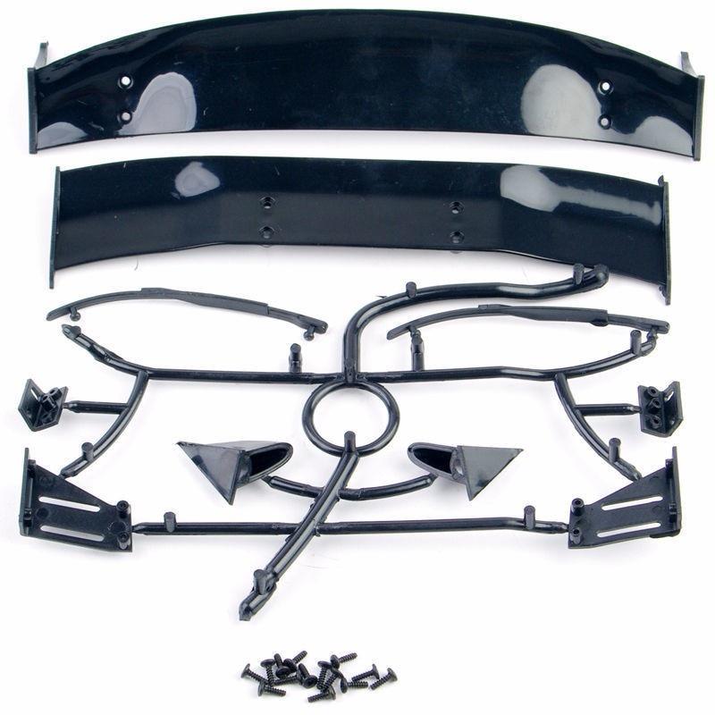 1/10 задний спойлер для кузова автомобиля с дистанционным управлением