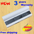 White For ASUS Eee PC 901 battery Eee PC 904 Eee PC 1000H AL23-901 AL22-901 laptop battery