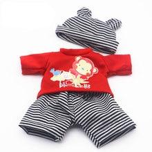 Кукла Одежда для 30 см новорожденного ребенка 1/6 жакет для куклы изменить костюм Reborn Baby мультфильм Кристалл супер мягкая ткань кукла набор