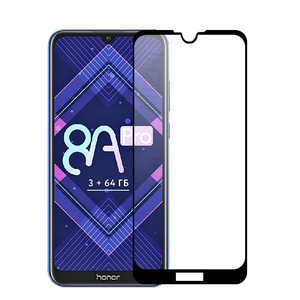 Image 5 - Protective glass for huawei honor 8a Case tempered glass for huawei honor 8a honor8a a8 8 a prime 6.09 JAT LX1 screen cover film