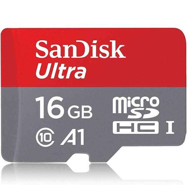 Оригинальный SanDisk Micro SD 16 Гб карта sd 32 Гб карта памяти TF 64 ГБ 128 ГБ microsdh microsd 64 ГБ флешка микро сд на телефон адаптер микро sd карты телефоны флэшки микро флешка убийца карта памяти 32gb