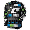 New Style Men's Motocross Jerseys Dirt Bike Cycling Bicycle Downhill Shirts Motorcycle Long Sleeve Racing Moto Jersey