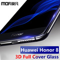 huawei honor 8 tempered glass full cover 3D curve mofi ultra thin Huawei honor 8 screen protector