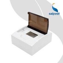 Saipwell 2015 Hot! Intdoor 8 Ways Plastic Distribution Box  200*184*70mmmm High Quality