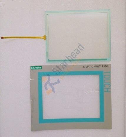 SIEMENS Touch Screen Glass+Protective film TP177B 6AV6642-0BC01-1AX1 #H2176 YD