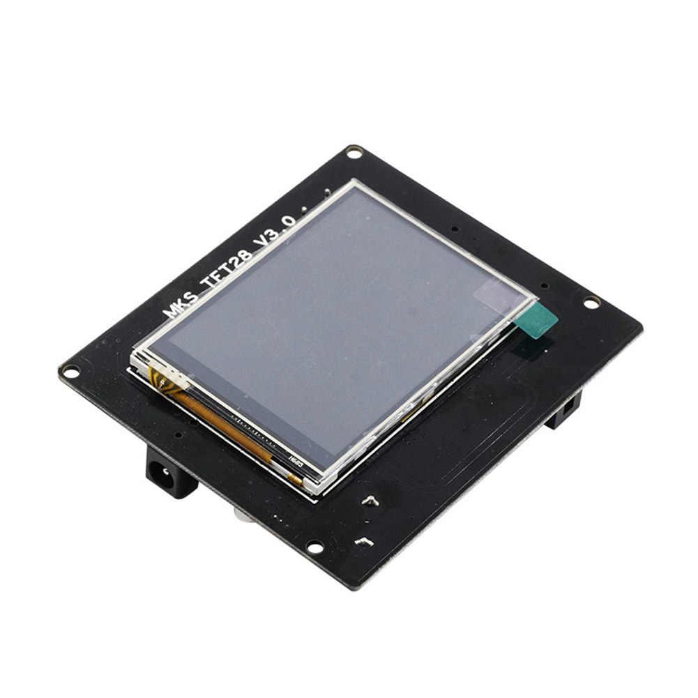 Cho MKS GEN L Tương Thích với TFT28 MÀN HÌNH Hiển Thị LCD Hỗ Trợ DRV8825 Motor Driver 3D In Bộ Dụng Cụ HSJ-19
