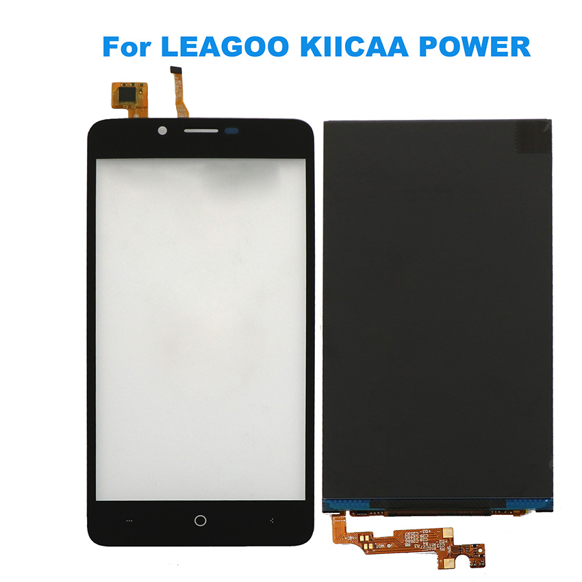 For LEAGOO KIICAA POWER LCD Display And Touch Screen Assembly Replacement Parts Mobile Phone Accessories