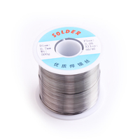 KNOKOO 500g Roll Tin Solder Wire Welding Wires For Electronic Soldering Sn Pb 60 40 63