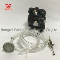 BmL 15 Air Operated Double Diaphragm Pump With Ink Tube