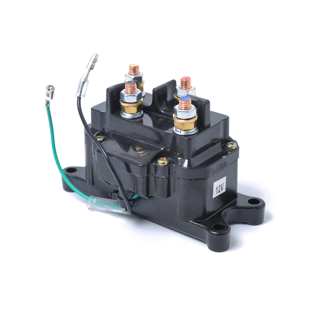 US $23 18 28% OFF 12V 250A Heavy Duty Solenoid Contactor for Ramsey Warn  Superwinch ATV/UTV Winch-in ATV Parts & Accessories from Automobiles &
