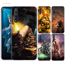 Stalker Clear Sky Case for Huawei Honor 8X 8C 8 9 10 20 Play 8A lite Pro V20 Y9 Y7 Y6 Y5 Prime 2018 2019 TPU Cas Phone Bags Capa(China)