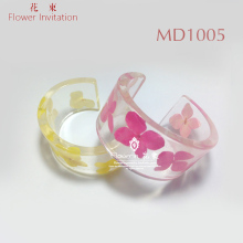 eal Flower DIY Mold Bangle Mould MD85
