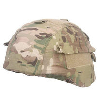 Emerson Tactical Helmet Cover ACH MICH 2000 Helmet Cover Tactical Protective Combat Helmet Series with Hook Loop(China)