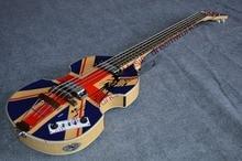 vlag vintage basgitaar strings
