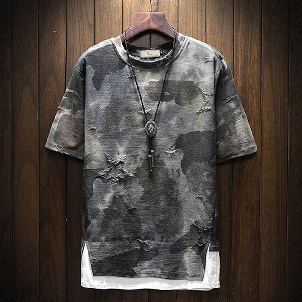 Wholesale Camouflage   Shirt   Hiking Hunting   Shirt   Quick Dry Outdoor   T     Shirt   Military Hunting Mountain Climbing Tops_3.22