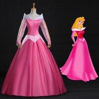 Fairy mermaid tail cosplay costume for wonder woman princess Aurora costumes adults Sleeping Beauty dress Movie costume custom