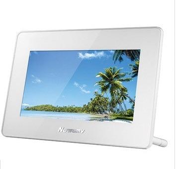Newsmy D07M(7inch) 480x324 7inch HD screen digital photo frame with ...