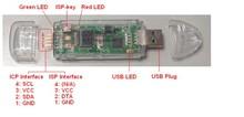 ENVÍO LIBRE serie mpc89 Megawin abstemio programador del quemador isp hielo dispositivo artificial
