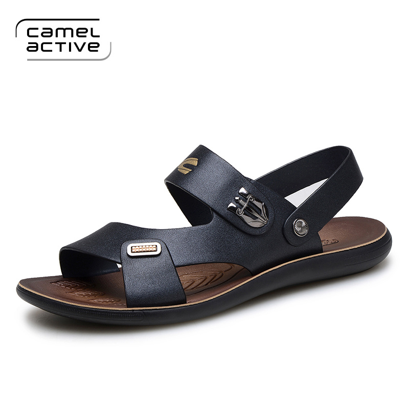 Camel Active Men flip flops 2018 new fashion sandals men shoes sandalias hombre men shoes sandals