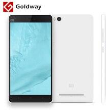 "Original Xiaomi Mi4c Mi 4c Mobile Phone 4G LTE Snapdragon 808 Hexa Core 5.0"" 1920X1080 2GB RAM 16GB ROM 13MP 3080mAh IR MIUI(Hong Kong)"