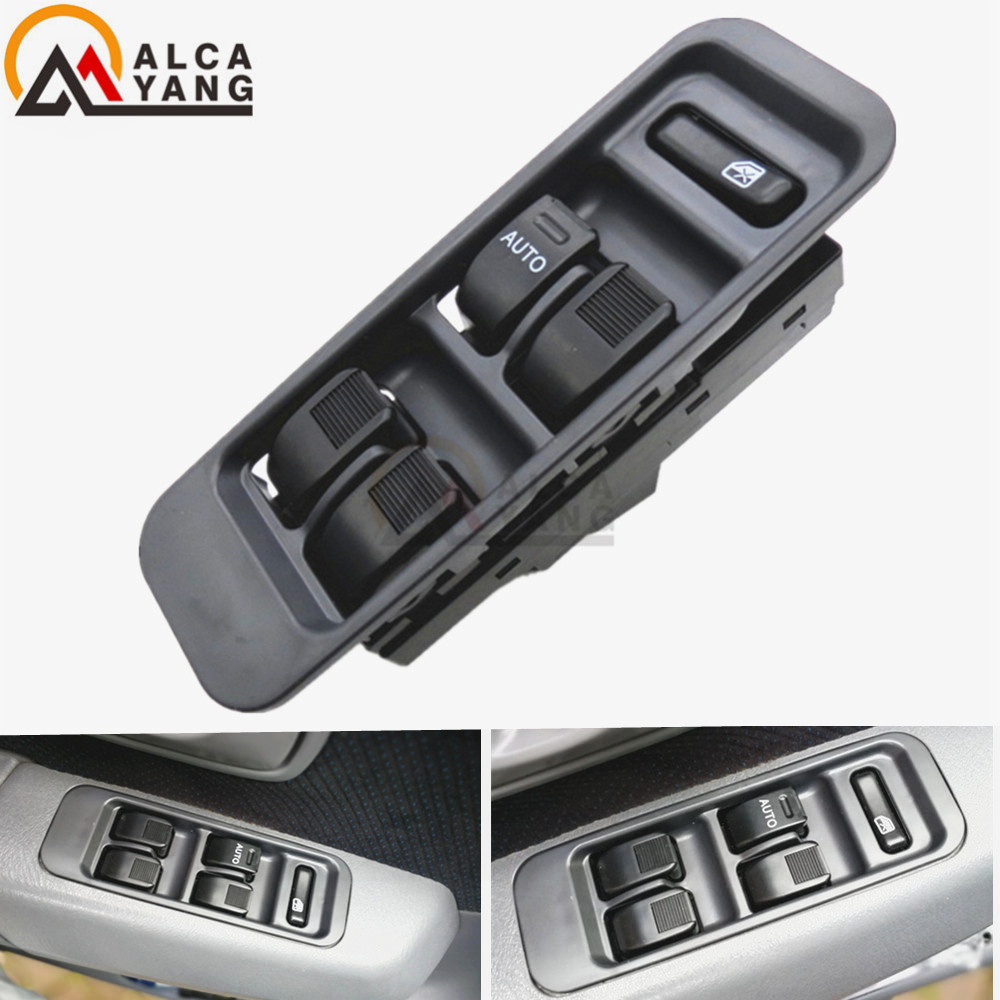 Car styling Power Master Window Switch 84820-97201 Daihatsu Sirion Terios Serion YRV 1998-2001 RHD ձախ և աջ կողմում