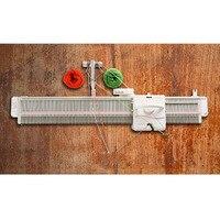 Brand New Silver Reed Studio LK150 6.5mm Mid Gauge Knitting Machine Free Shipping