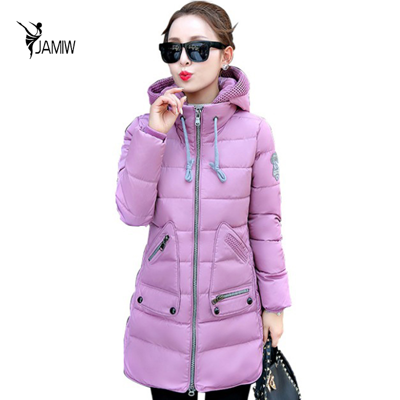 Plus Size 7XL Winter Jacket Women Winter Coat Hooded Parka Jaqueta Feminina Chaquetas Mujer Casacos De Inverno Feminino