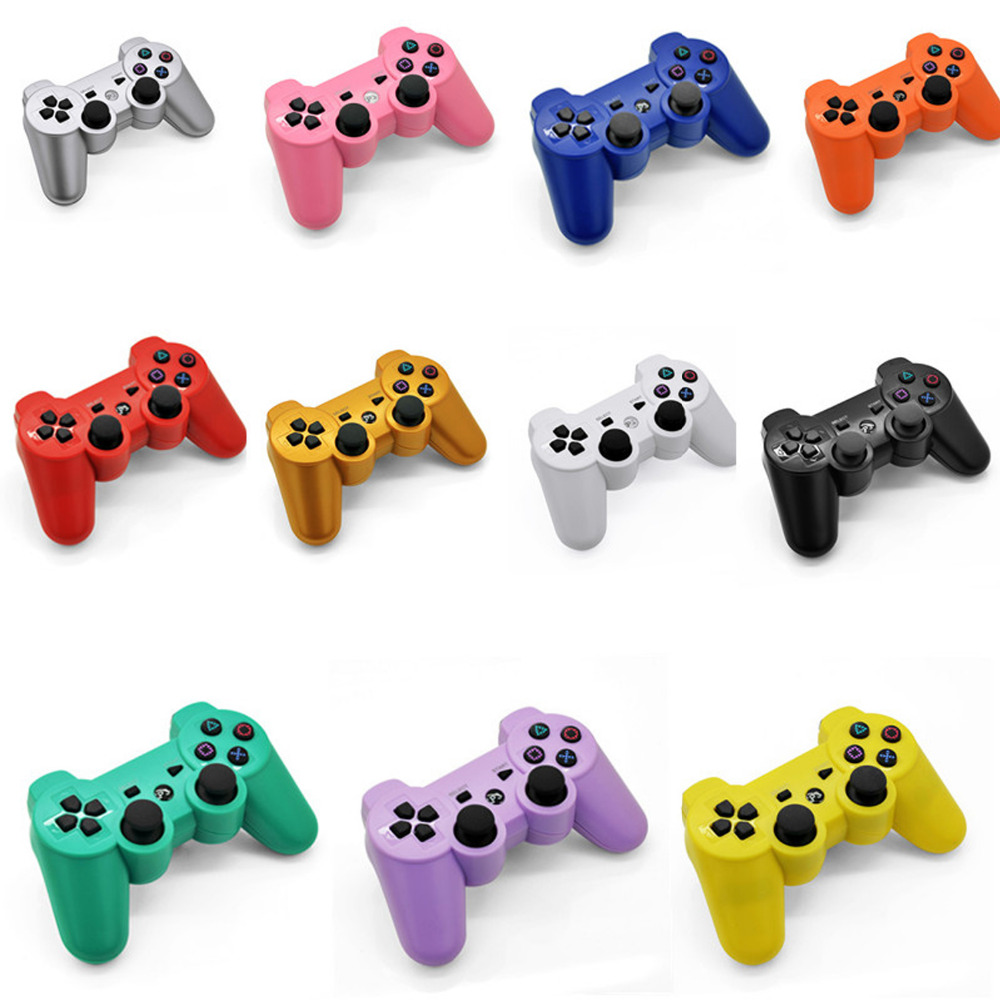 Gamepad sem fio Bluetooth Para Sony PS3 Controlador Playstation 3 dualshock Joystick jogo para play station 3 consola PS 3