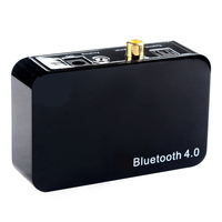 NEW 2017 Big promotion Portable Bluetooth 4.0 Music Receiver Aptx Digital optical coaxial / 3.5mm output Drop shipping
