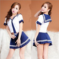 Free shipping Youth student uniforms Sexy lingerie COSPLAY women costumes Sex Products toy Sexy underwear Role play