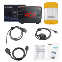 VXDIAG VCX DoIP JLR Diagnostic Tool with V166 JLR SDD Software HDD Free Shipping