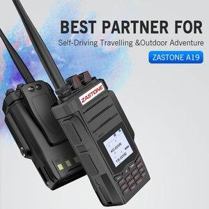 Image 5 - 2 pièces Professionnel Two Way Radio Talkie Walkie UHF VHF 10 W Jambon CB Radio Communicateur HF Émetteur Récepteur
