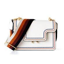 Fashion Genuine Leather Ladies Bag Small Flap Bags Luxury Handbags Women Bags Designer High Quality Shoulder Crossbody Bags 2019 цена в Москве и Питере