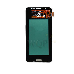 Image 2 - Super AMOLED For SAMSUNG GALAXY J7 2016 J710 LCD Display Touch Screen Digitizer Replacement Parts J710F SM J710F J710FN LCD