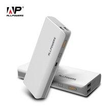 ALLPOWERS 15600 mAh Banco de la Energía Del Cargador Del Teléfono Portátil Tabletas Batería Externa Dual del USB para el Teléfono Móvil iPhone Samsung LG Xiaomi LG