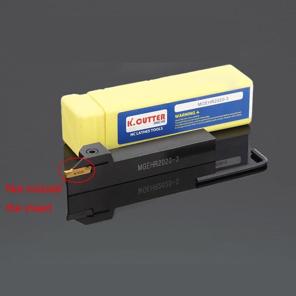 MGEHL 2525-2 Grooving Tool holder Grooving Tool holder for MG200 Inserts